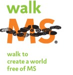 The Curl Riders play the MS Walk at UCI